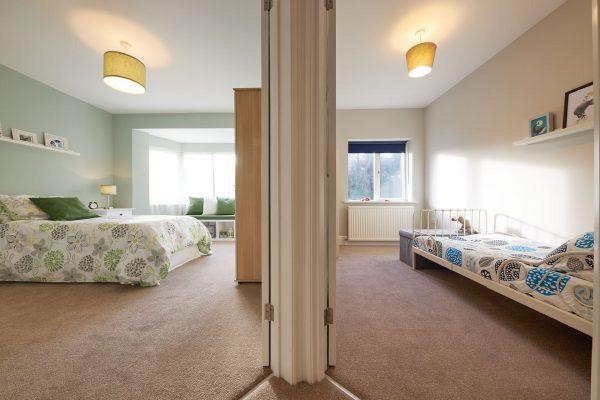 Bedrooms 3 & 4